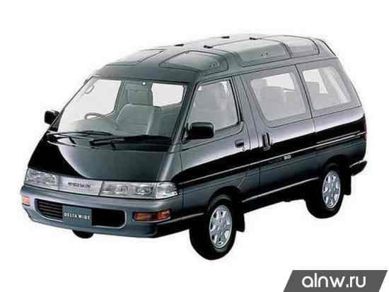 Инструкция по эксплуатации Daihatsu Delta Wagon