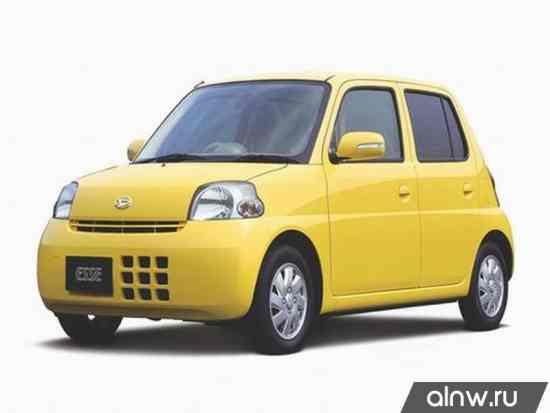 Руководство по ремонту Daihatsu Esse