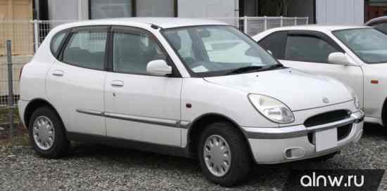 Руководство по ремонту Daihatsu Storia