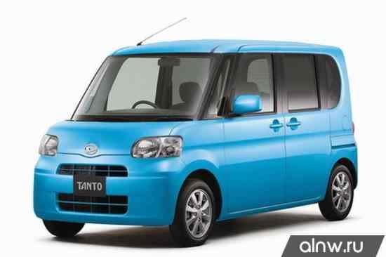 Каталог запасных частей Daihatsu Tanto