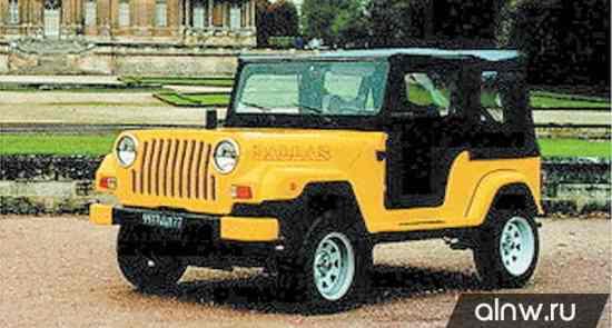 Каталог запасных частей Dallas Jeep