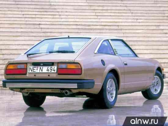Каталог запасных частей Datsun 280ZX