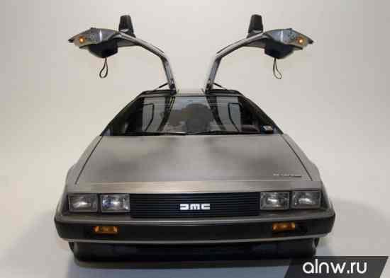 Каталог запасных частей DeLorean DMC-12