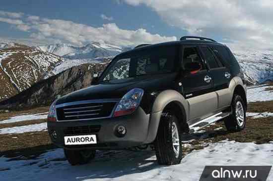Руководство по ремонту Derways Aurora