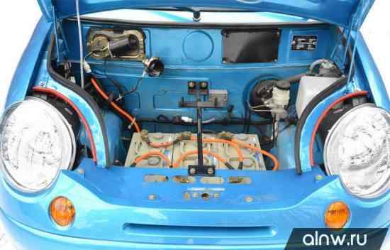 Каталог запасных частей E-Car GD04B