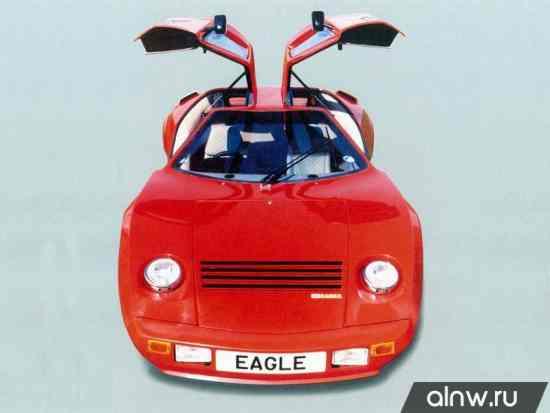 Каталог запасных частей Eagle Cars SS