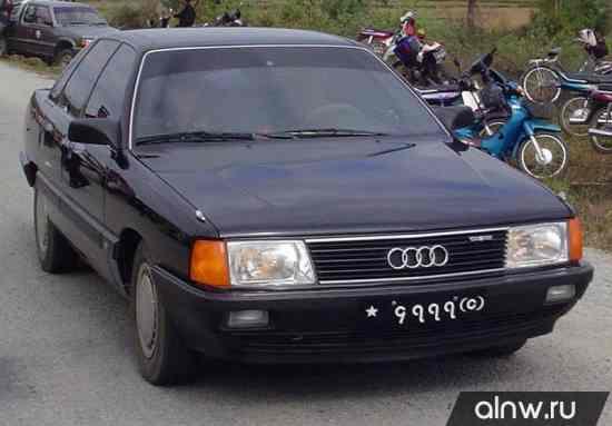 Руководство по ремонту FAW Audi 100