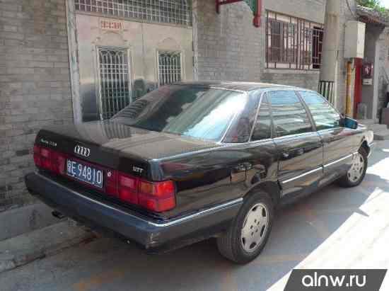 Каталог запасных частей FAW Audi 100
