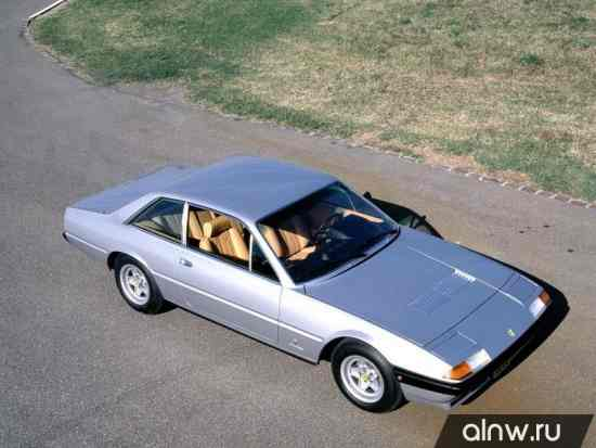 Каталог запасных частей Ferrari 400