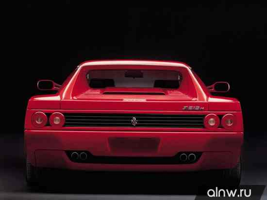Инструкция по эксплуатации Ferrari 512 M