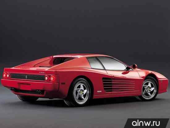 Каталог запасных частей Ferrari 512 M