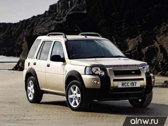 Land Rover Freelander I Внедорожник 5 дв.