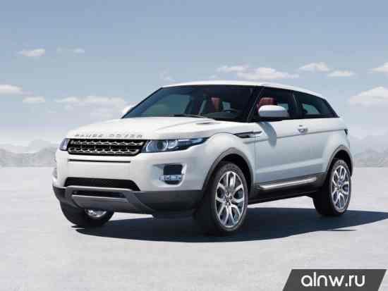 Руководство по ремонту Land Rover Range Rover Evoque  Внедорожник 3 дв.