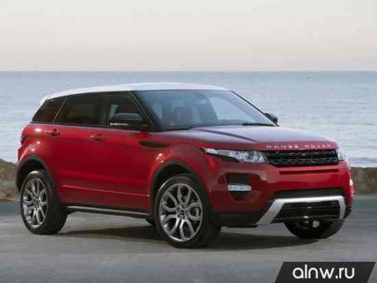 Land Rover Range Rover Evoque  Внедорожник 5 дв.