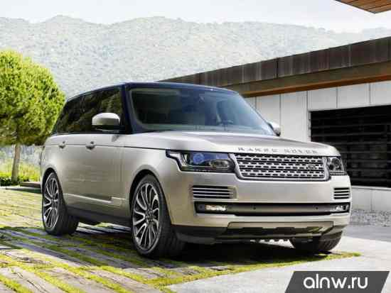Land Rover Range Rover IV Внедорожник 5 дв.