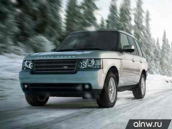 Land Rover Range Rover III Внедорожник 5 дв.