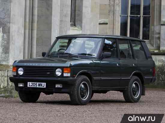 Land Rover Range Rover I Внедорожник 5 дв.
