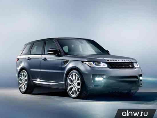 Land Rover Range Rover Sport II Внедорожник 5 дв.