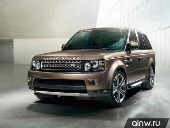 Land Rover Range Rover Sport I Рестайлинг Внедорожник 5 дв.