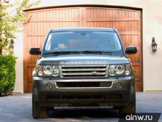 Инструкция по эксплуатации Land Rover Range Rover Sport I Рестайлинг Внедорожник 5 дв.