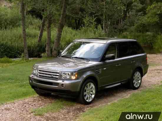 Каталог запасных частей Land Rover Range Rover Sport I Рестайлинг Внедорожник 5 дв.