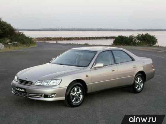 Lexus ES III Седан