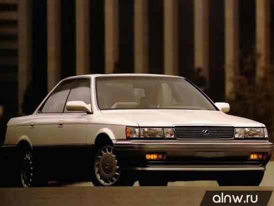 Lexus ES I Седан