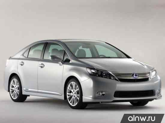 Lexus HS I Седан