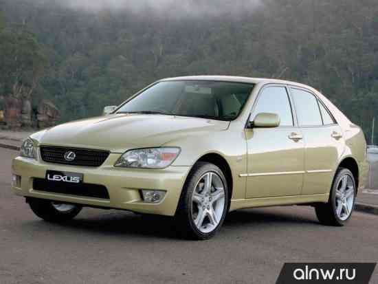 Lexus IS I Седан