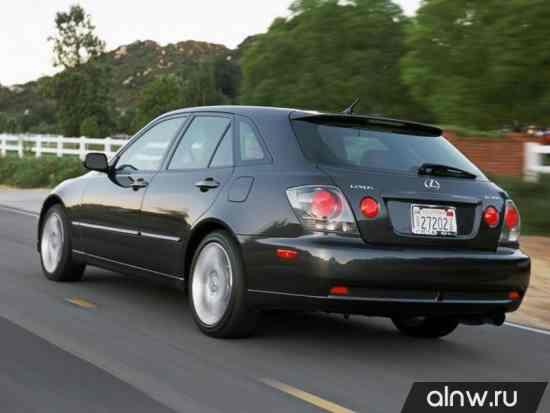 Каталог запасных частей Lexus IS I Универсал 5 дв.