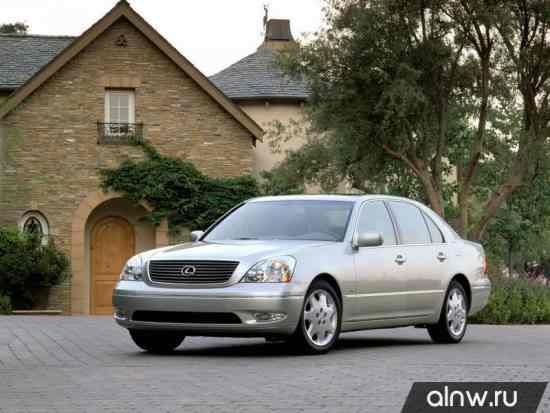 Lexus LS III Седан
