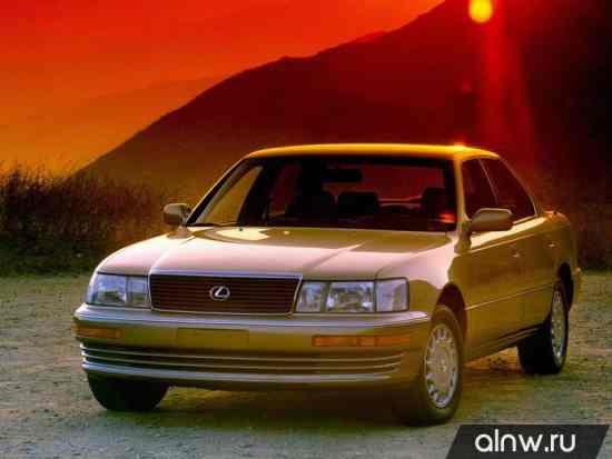 Lexus LS I Седан