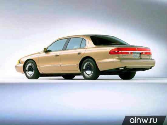 Инструкция по эксплуатации Lincoln Continental Continental IX Седан