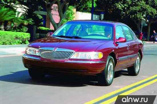 Программа диагностики Lincoln Continental Continental IX Седан