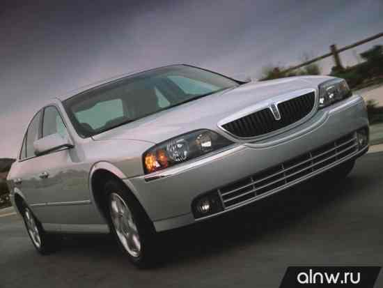 Lincoln LS I Рестайлинг Седан