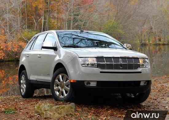 Lincoln MKX I Внедорожник 5 дв.