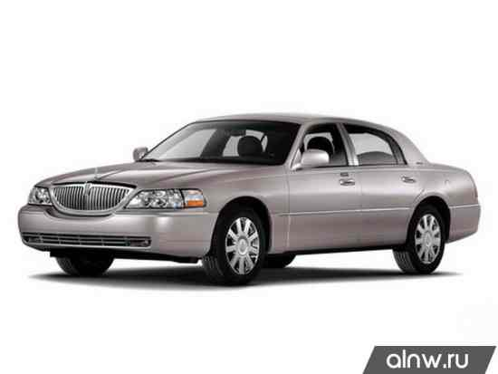 Lincoln Town Car III Седан