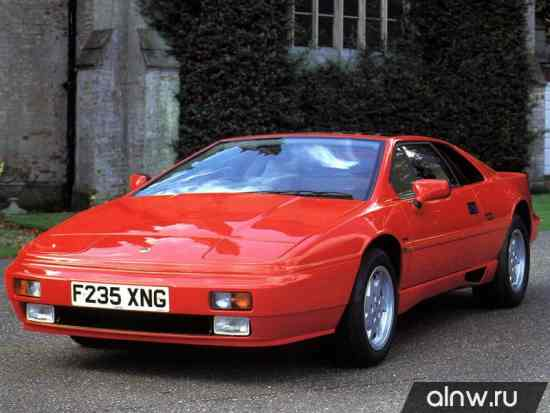 Lotus Esprit IV Купе