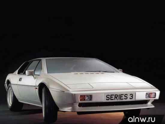 Руководство по ремонту Lotus Esprit III Купе