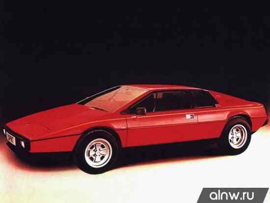 Руководство по ремонту Lotus Esprit II Купе