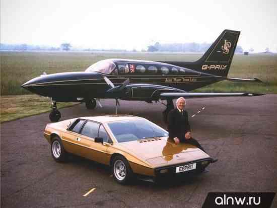 Программа диагностики Lotus Esprit II Купе