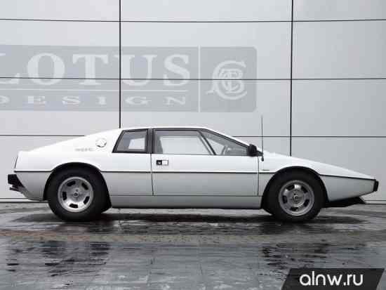 Lotus Esprit I Купе