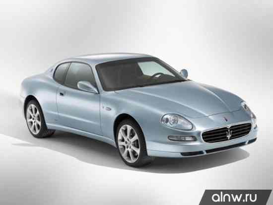 Maserati 4200 GT  Купе