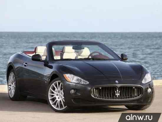 Руководство по ремонту Maserati GranTurismo  Кабриолет