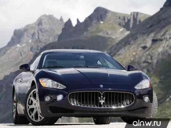 Maserati GranTurismo  Купе