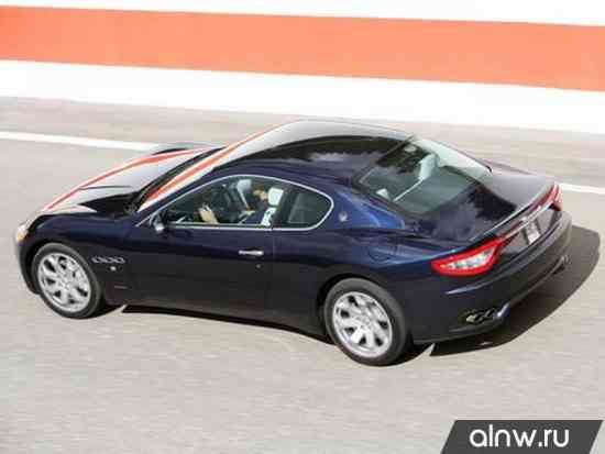 Инструкция по эксплуатации Maserati GranTurismo  Купе