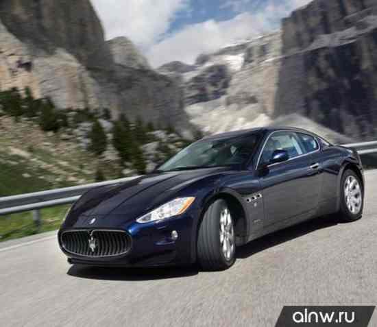 Программа диагностики Maserati GranTurismo  Купе