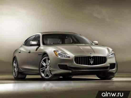 Maserati Quattroporte VI Седан