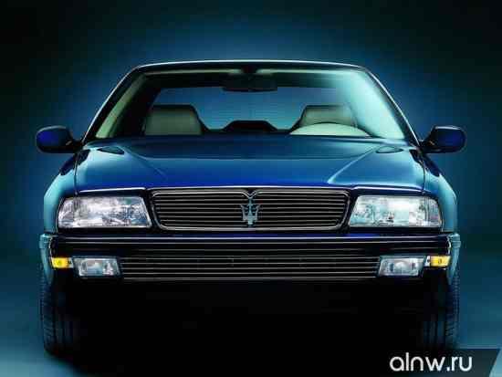 Инструкция по эксплуатации Maserati Quattroporte IV Седан