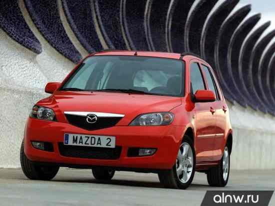 Mazda 2 I (DY) Хэтчбек 5 дв.
